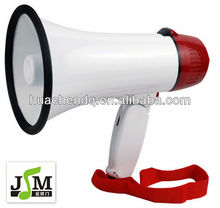 10W professional wireless power rechargeable car megaphone
