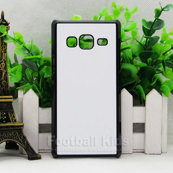 Hot Sale 2D Sublimation Phone Case Cover for Samsung Z3, DIY Phone Case Cover