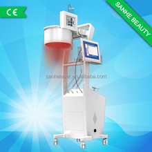 2014 professional super remova cheveux machine avec diode laser 808nm