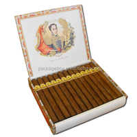 luxury cigarette case / custom paper cigarette box / wooden cigar gift for cabinet cigar humidor