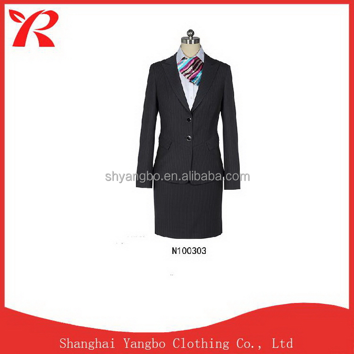 Factory Price durable hot selling formal office lady suits