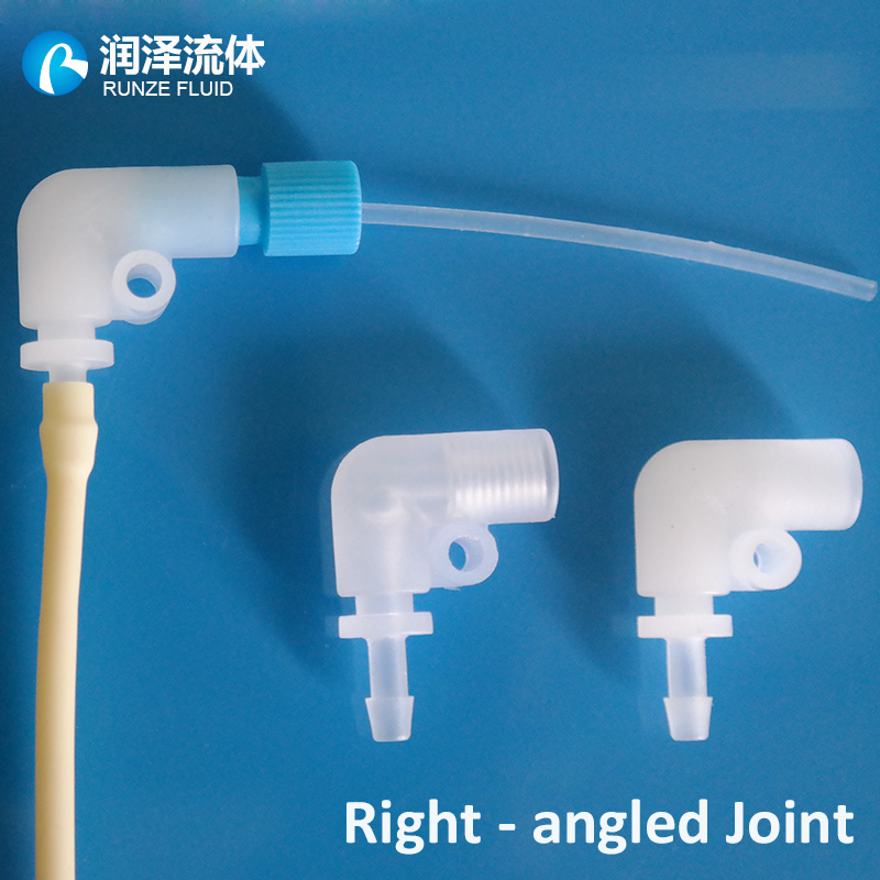 plastic elbow joint use in tubing
