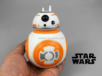 2016 New and hot sale BB-8 robot toys. new robot toys with light and sound