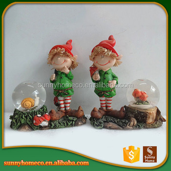 New Style Exquisite Resin Crafts Statue
