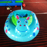 China wholesale price electric kids Battery Operated Bumper Boat made in China