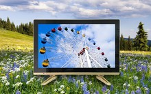 Factory wholesale low china led tv price in India