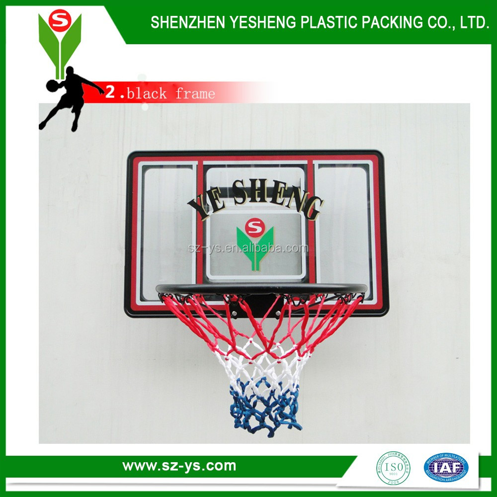Wall set basketball hoop wall type on sale