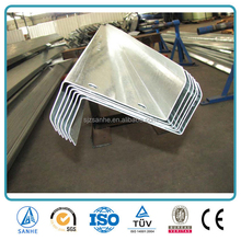 Metal Building Materials light steel structure z purlin