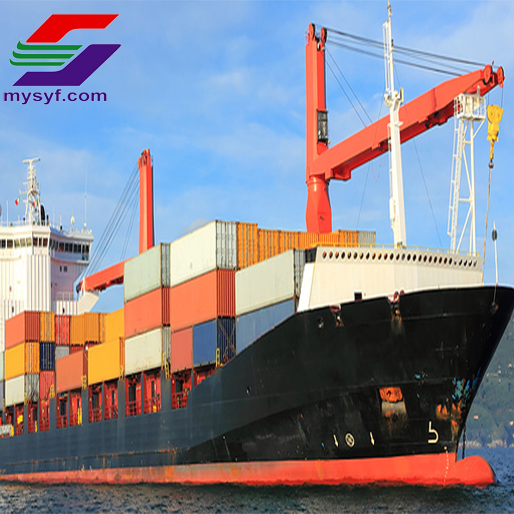 Alibaba express sea freight shipping rates logistic company freight forwarder free delivery service from China to Pakistan USA