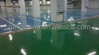 Self-Leveling Industrial Epoxy Floor Coating