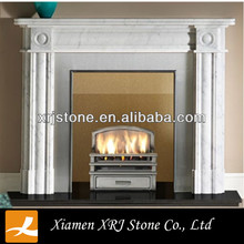 Elegant Carrara Marble Fireplace Micro Marble Fireplaces