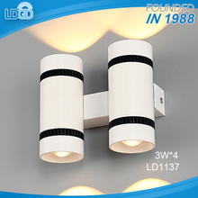 Led wall lamp Indoor led up down light 3w warm light For Living Room Bed Room Modern Bedroom
