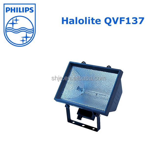 Philips 500 watts halogen flood light Halolite QVF137 HAL-TDL 500W 230V