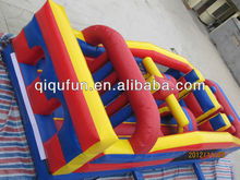 2012 HOT SALE giant inflatable obstacle course