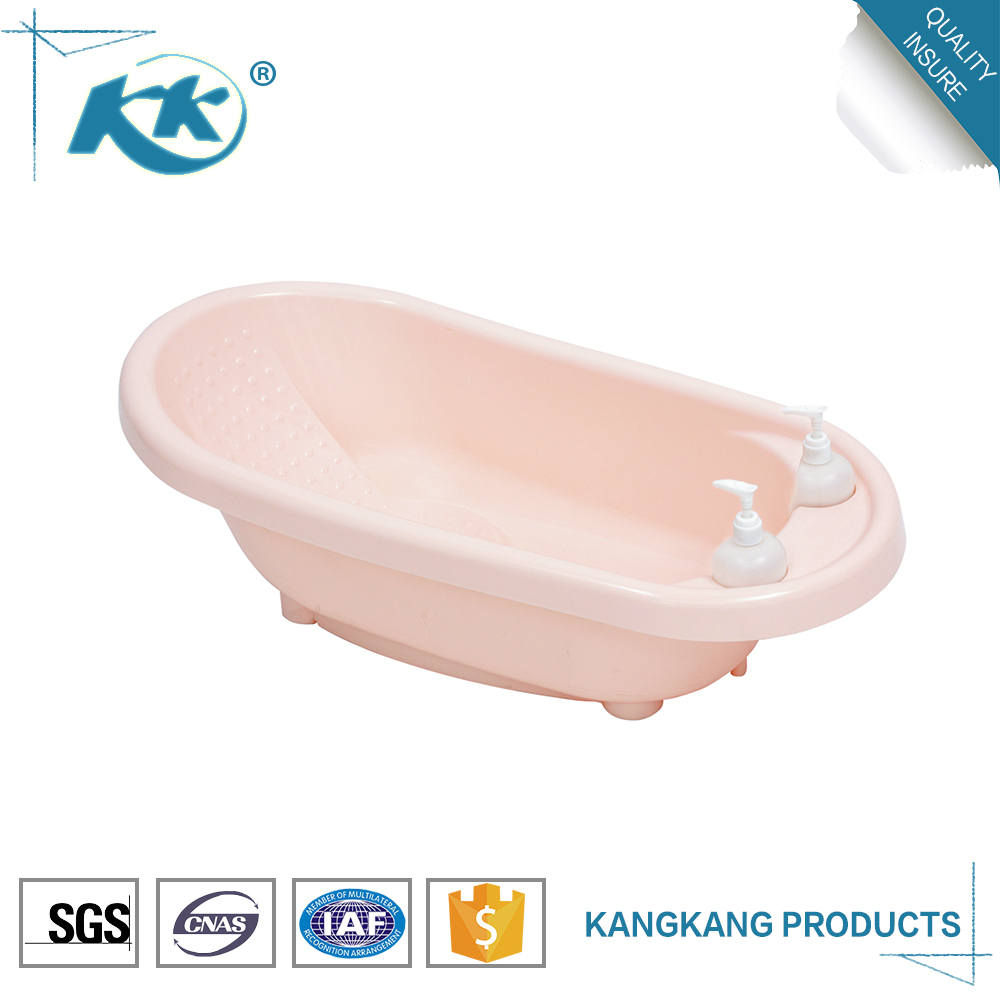 New Chinese kids plastic spa freestanding portable claw foot baby bathtub
