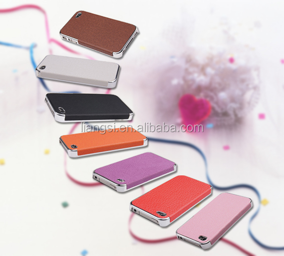 factory wholesale leather waterproof mobile phone case packing made in china cell phone case