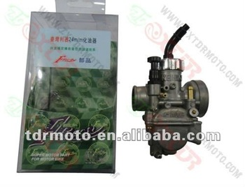 Dirt bike carburetor KEIHIN PE24