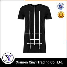 100% cotton mans new cheap korea fashion tshirt