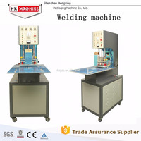 High Frequency Welding Machine For Book Cover/Dustcover/Stationery/Staionery File