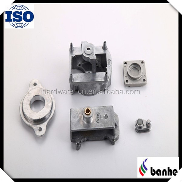 OEM aluminum profile part with precision surface high quality
