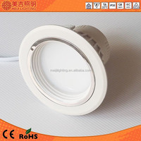 best quality smd Super Luminous efficiency newest Anti glare 100lm/w Pretty CE high brightness led downlight 10 watt