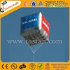 Promotion giant inflatable cube shape balloon F2052