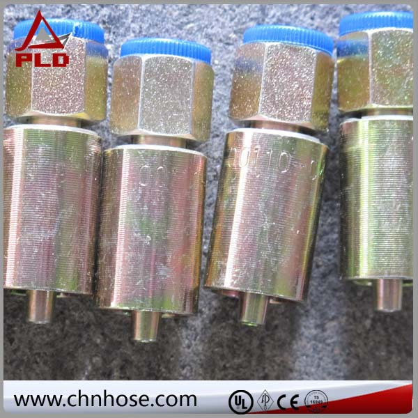High quality bsp thread full coupling