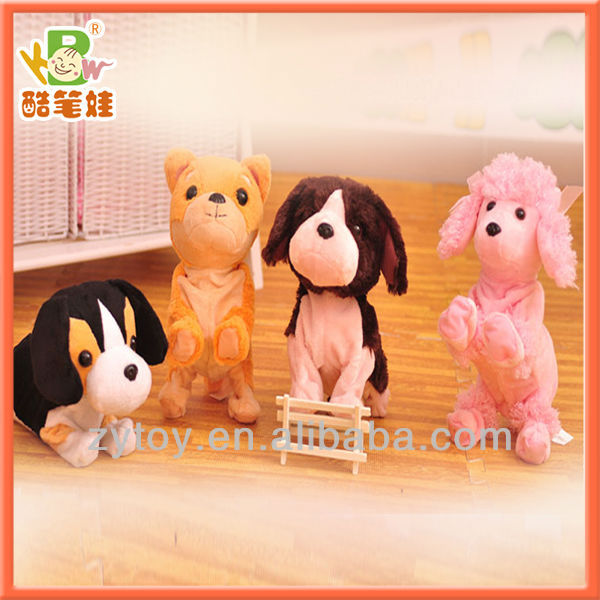 High Quality Electronic Plush Talking Dog Toys