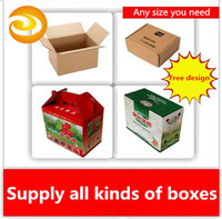 Custom-made Packaging Cartons and Packing box