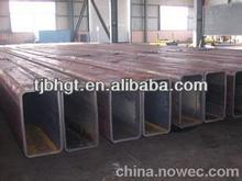 tian jin seamless rectangular steel tube