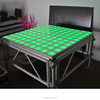 2015 hot selling portable standard size 1.22m*1.22m led digital party wedding led dance floor for sale