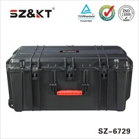 protection plastic equipment case waterproof