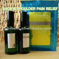 ODM back pain killer oil Chinese herbal medicine pain relief oil