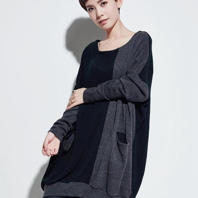 OEM wholesale basic style womens blouse sweater fashion lady hoddy sweater for women