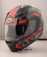 2016 new HuaDun best quality ABS full face helmet HD-07B