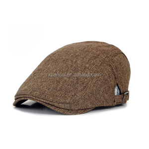 8a7bae4a5b1e3 New arrive Gatsby Fashion Cabby Driving newsboy caps mens flat cap hats ivy  for sale