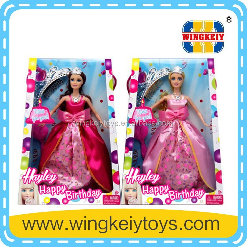 Wholesale lovely baby doll toys new item fashion kids dolls toys