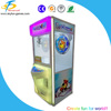 Coin operated arcade toy claw crane game machine/mini toy crane machine