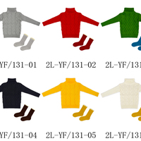 2LYF131 Wholesale Long Sweater Design For