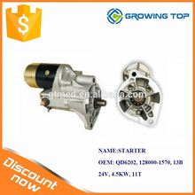 China Supplier 13B Motor Stater for toyota
