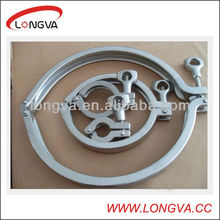 sanitary metal heavy duty clamp ring