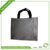 Expandable luxury eco-friendly non-woven personalized shopping bag