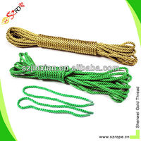 colored nylon pull cord string,black nylon string