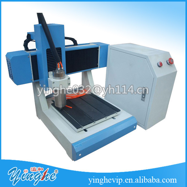high speed large format mini metal cnc engraver