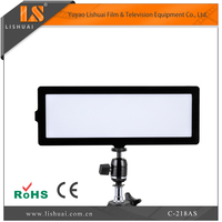 High Power double color video shooting led photography panel studio light