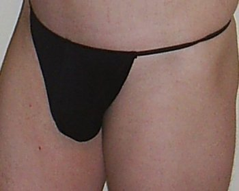 Sexy Men's Pouch Thongs
