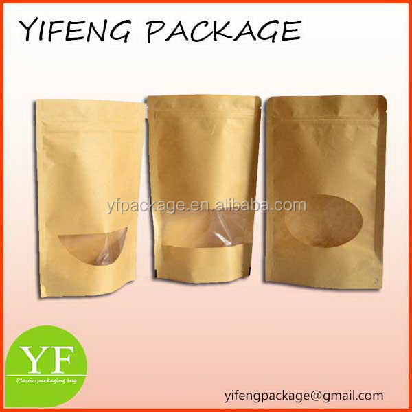 Top quality classical fried chicken food bag paper food bag