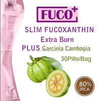 Pure Garcinia cambogia extracts weight loss effective FUCO Extra Burn Fat 80% HCA Diet supplement