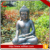 3/s large fiberglass garden decoration thai budhda statues for sale