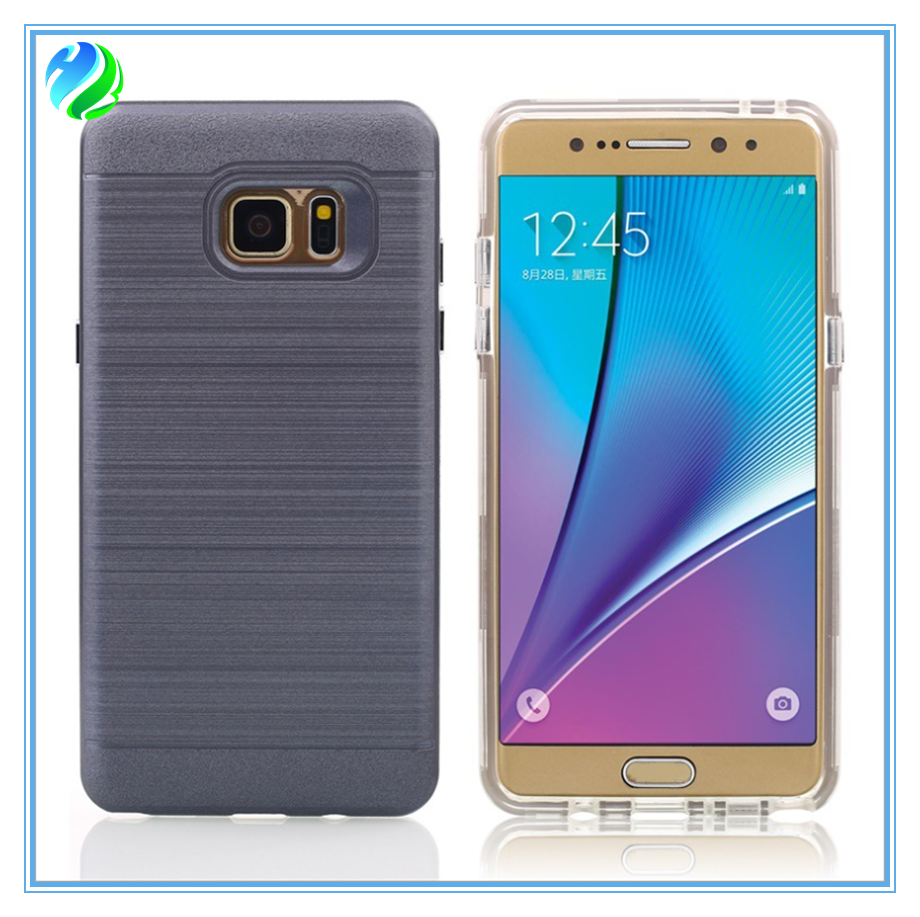 High quality cell phone for Samsung S8 with high quality PU protective flip phone case cover